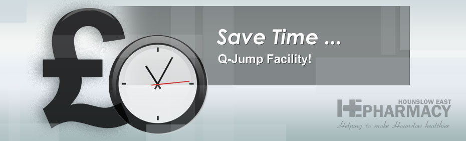 Save Time...