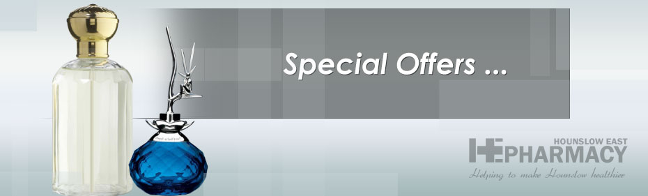 Special Offers...